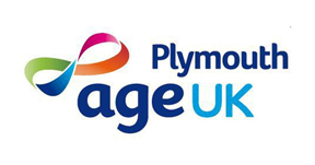 Age UK Plymouth logo on white background